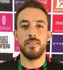 25. Sebastián Pérez