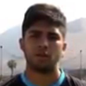 32. Sebastián Padilla (Sub 21)