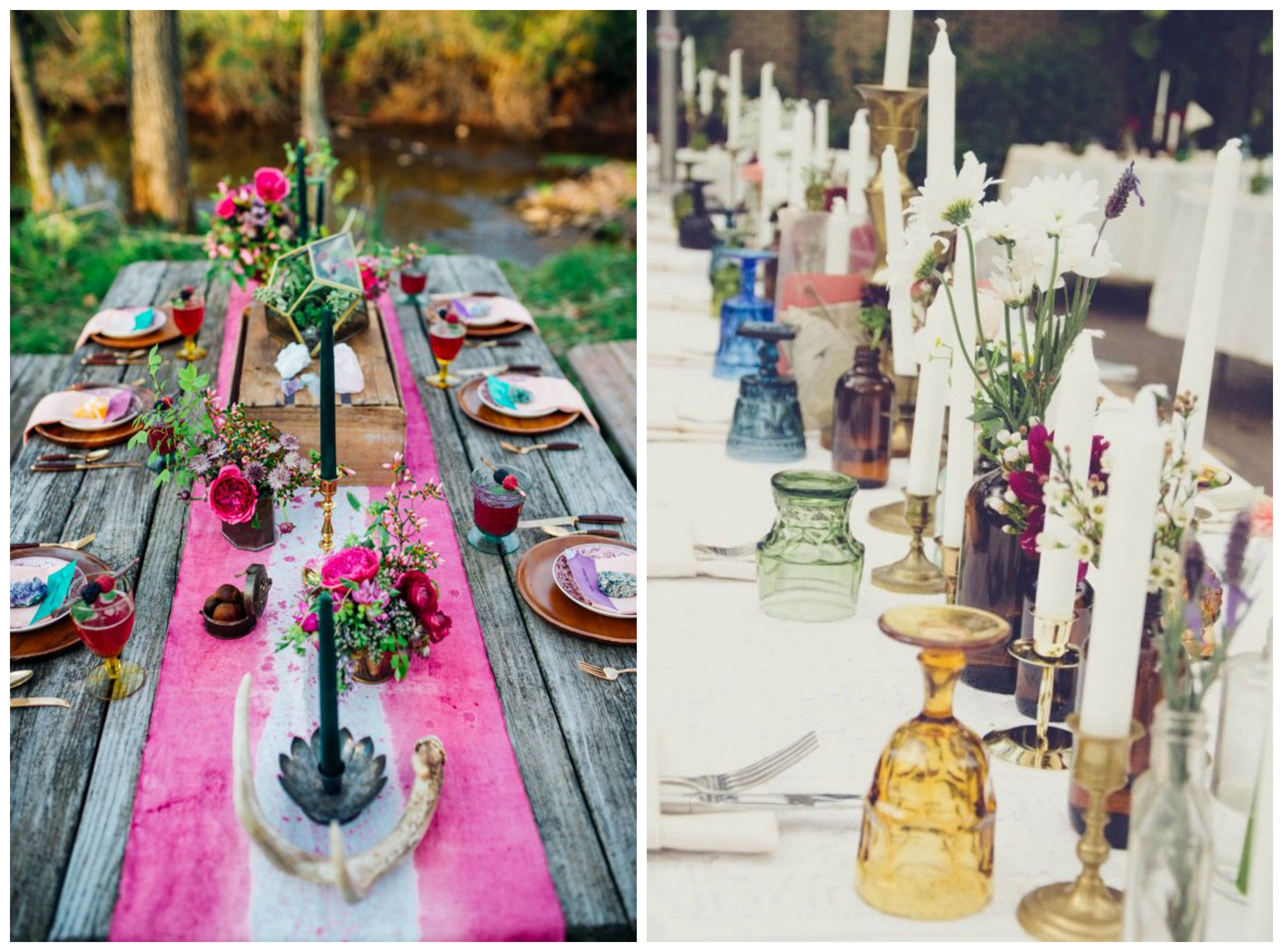 Decoraciones Hippies Tendencias En Decoracion 2016 En El Pais De Las Bodas