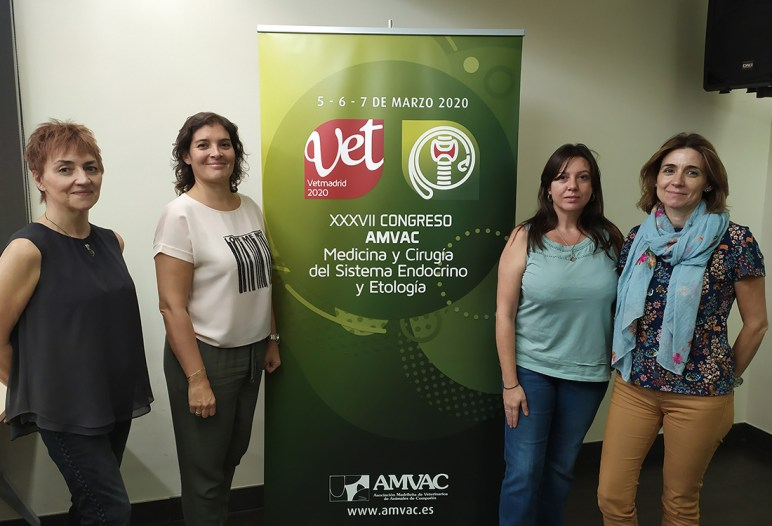 Vetmadrid 2021: Entrevista a la secretaría técnica de AMVAC
