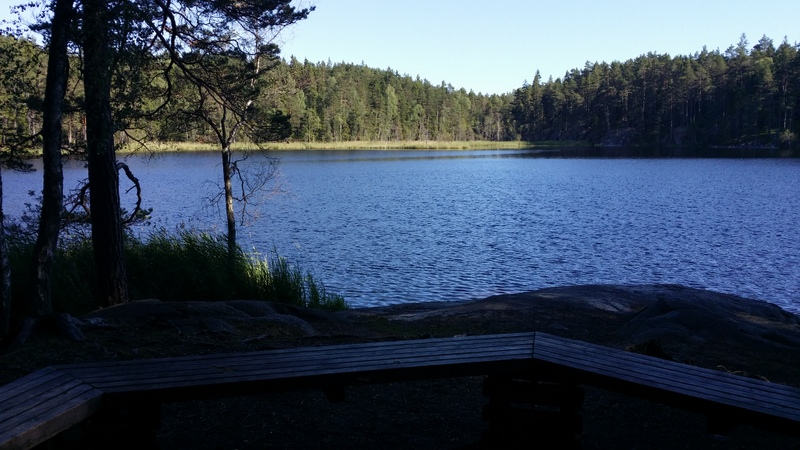 Bylsjön, Tyresta Nationalpark