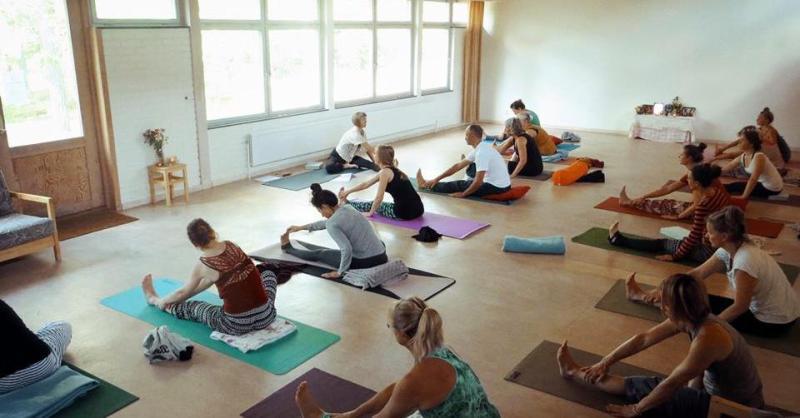 yoga. På EnEmilias egolista
