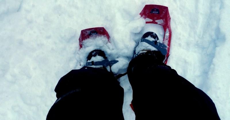 snöskor i åre