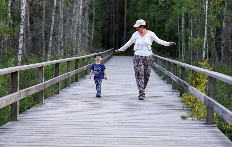 motion för barn