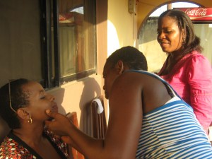 Flori Roberts, Lagos Nigeria