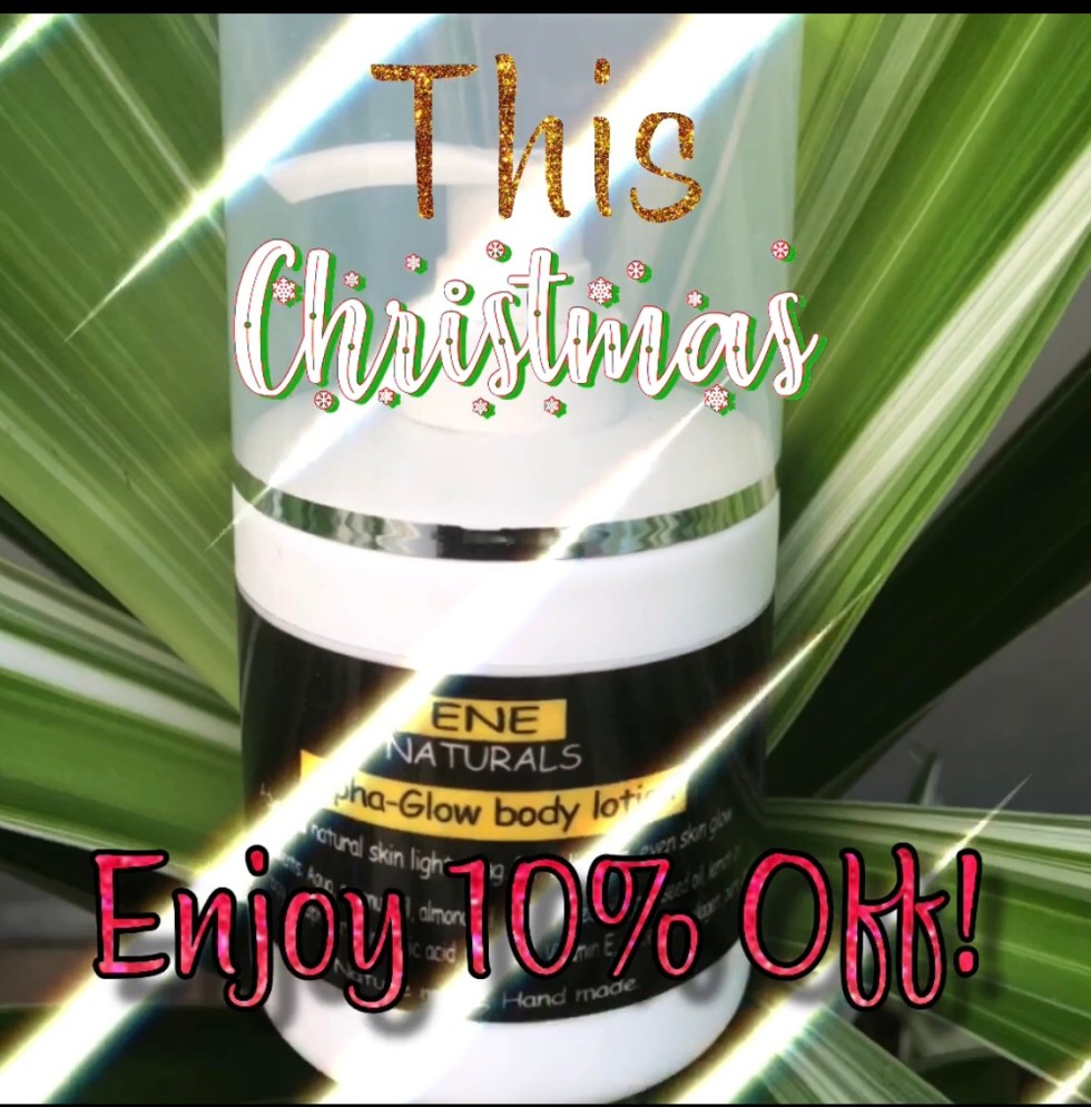 10 percent discount on all our products awaits you!