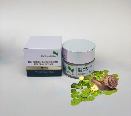 day face cream with snail extract
