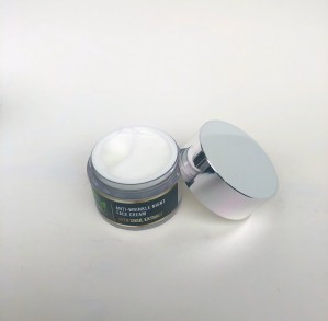 anti-wrinkle night face cream