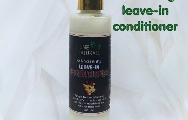 Kids nourishing leave-in conditioner