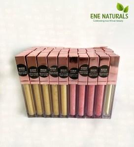 All natural lip shine