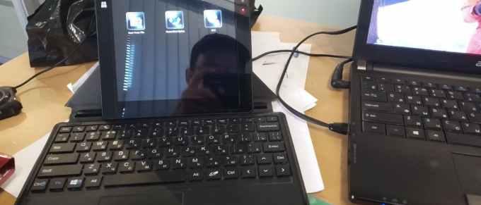 Переустановка Windows на планшете IRBIS TW45