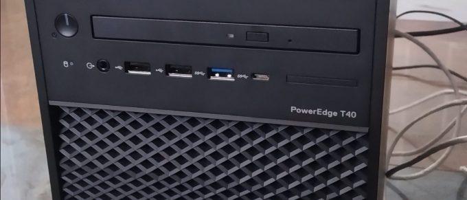 Первоначальная настройка сервера для 1С