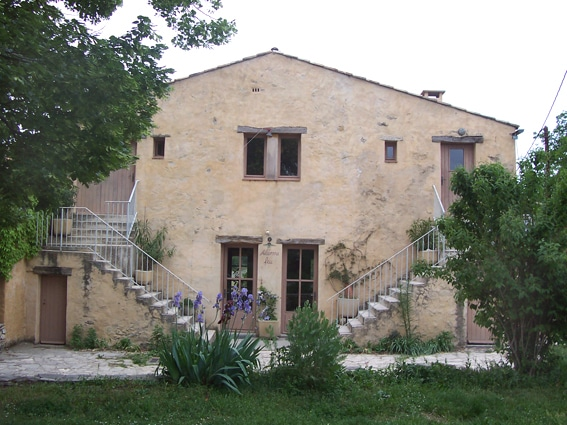 hameau des magnans, maison des tilleuls, semaine de jeûne, enequilibre.org