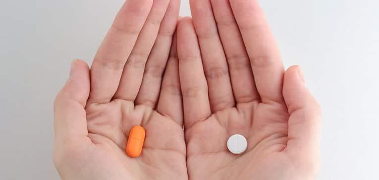 Jeûne et médicament