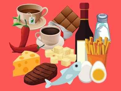 descente alimentaire : aliments à bannir