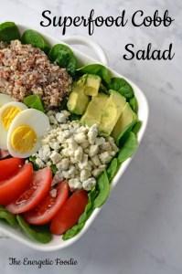 Superfood Cobb Salad