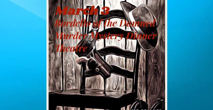 Bordello of the Damned Dinner Theatre