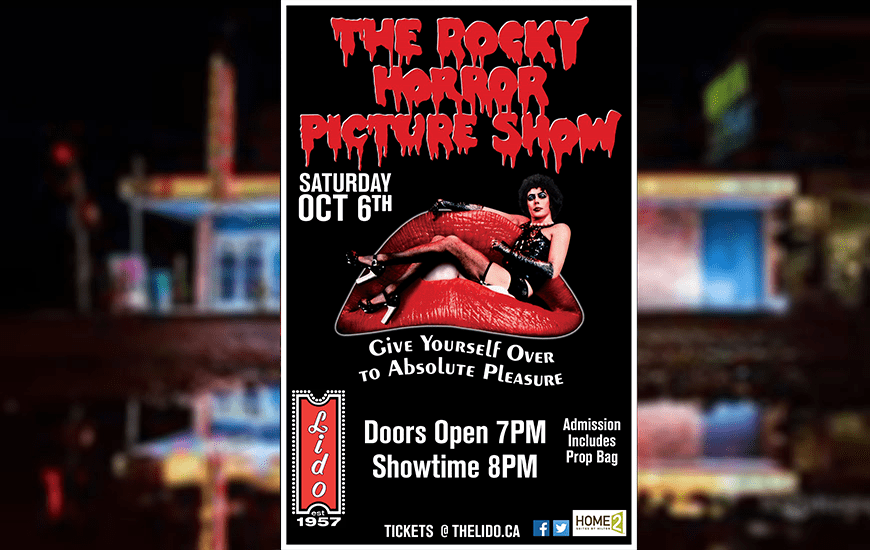 ROCKY HORROR PICTURE SHOW SCREENING