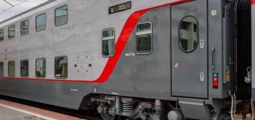 energetik 20170608 1 - Фирменный двухэтажный поезд Кисловодск-Москва