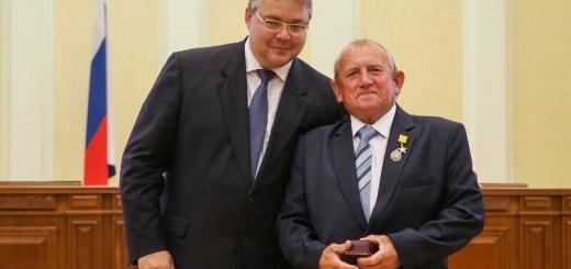 energetik 20170612 1 - Впервые в истории края медали «Герой труда Ставрополья» удостоен энергетик