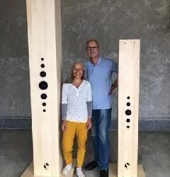 Cosmic Tower Projekt von Harald Thiers