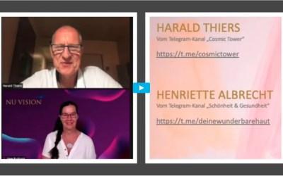 Cosmic Tower und 5G – Interview vom 03.08.2021
