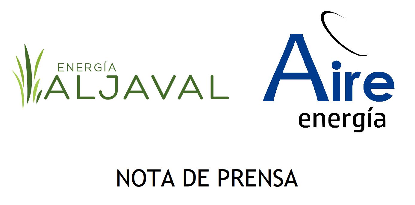 Energia Aljaval entra en el capital de Aire Energia