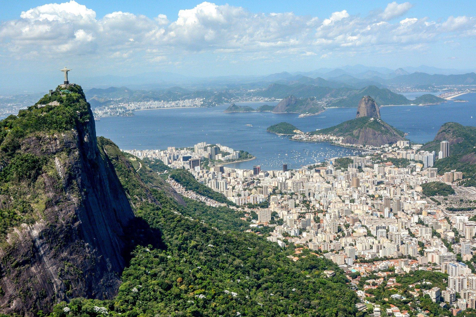 Desembarco Brasil