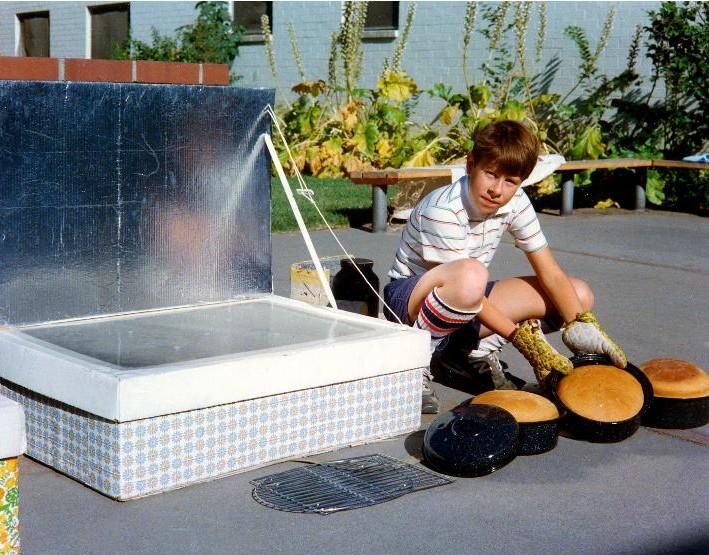 Las cocinas solares ventajas y desventajas  Energa Casera