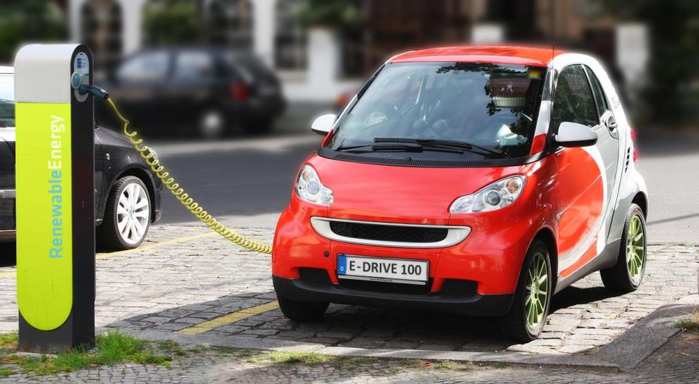 Sustentabilidad de los autos electricos