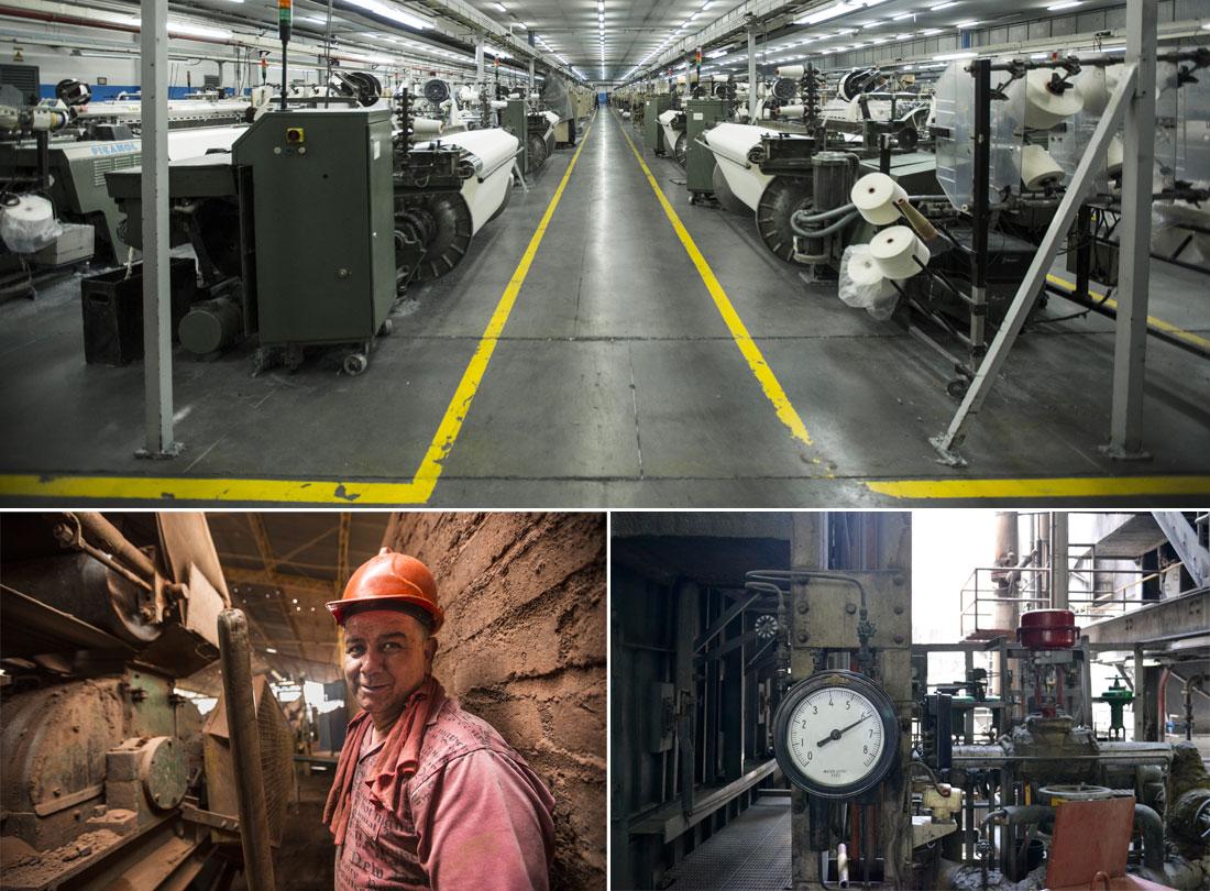 Eficiencia energética para la industria colombiana; Fotos: Fernanda Pineda y Juan Daniel Correa