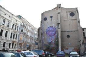 """Opiemme, """"Taurus"""", Lodz, Poland, Jaracza 20, photo by Paweł Trzeźwiński"""