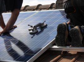 Paneles o placas solares en nuestra casa