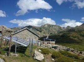 Placas solares en casas de campo y fincas