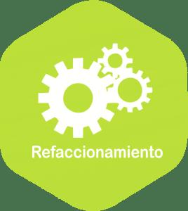 refacciones