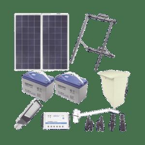Kits de Energía Solar