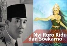 Photo of Kisah Pernikahan Soekarno dan Nyi Roro Kidul
