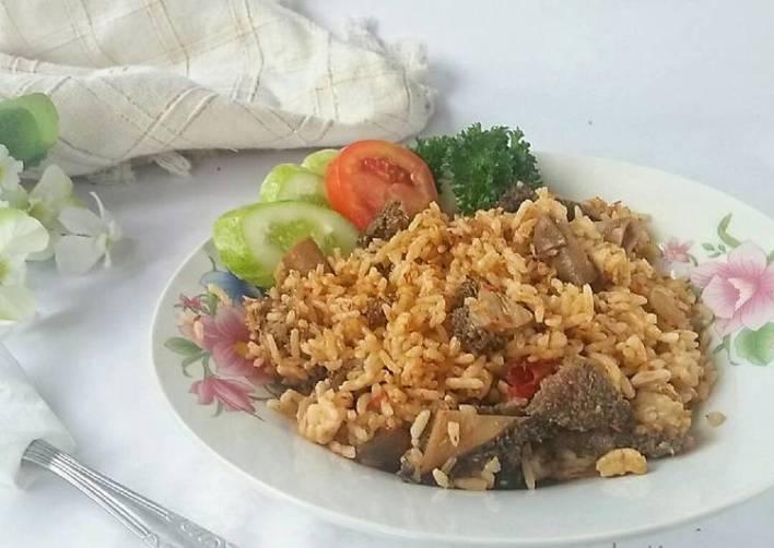 5 Nasi Goreng Babat Ternikmat di Semarang, Rasanya Nendang di Lidah!
