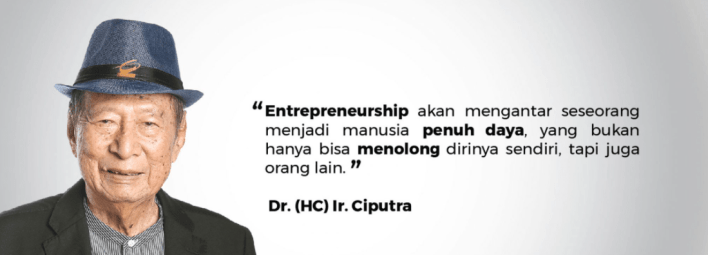 Mengenal Ciputra Entrepreneur Club (CEC), Komunitas 'Pengusaha' Besutan Ciputra Group