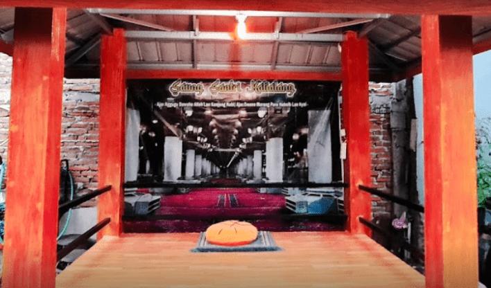 Saung Santri Kalialang; Tempat 'Ngobrol' Agama dan Ngaji Kasih Sayang