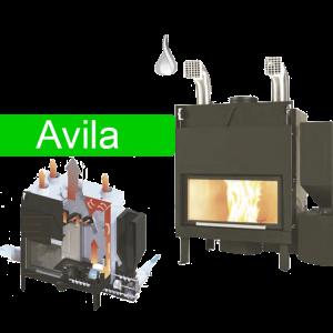 Estufa de pelet Avila