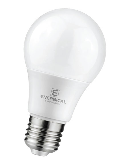 Lampes LED A energical