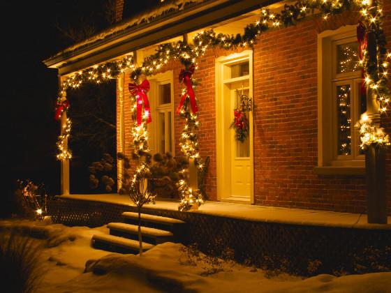 Weihnachtsbeleuchtung Wohnzimmer.Rauchmelder Wohnzimmer