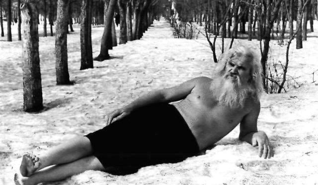 Ruský mystik a jogín Porfirius Ivanov přináší rady, jak si vylepšit vlastní energetiku