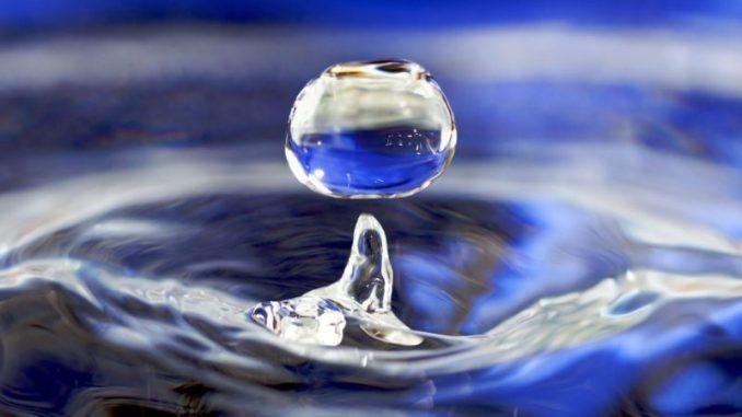 Süßwasser durch Meerwasserentsalzung