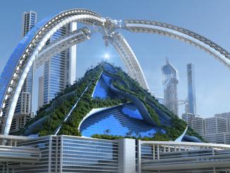 Städte und Landschaften der Zukunft