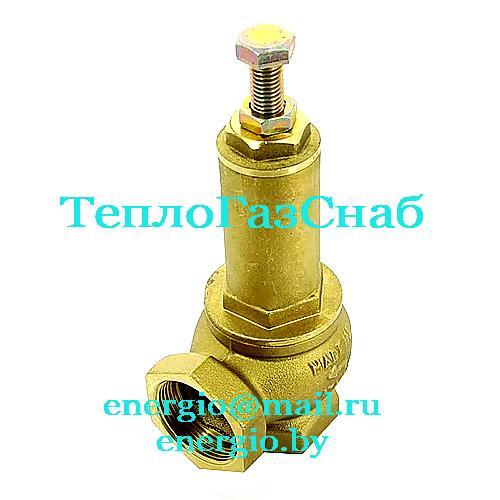 Клапан предохранительный регулируемый Rastelli