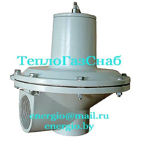Клапан предохранительный сбросной ПСК-50