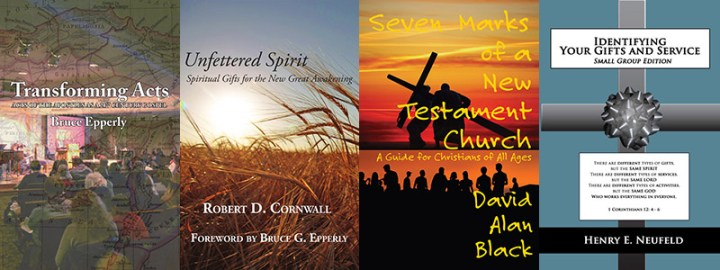4 books on doing church