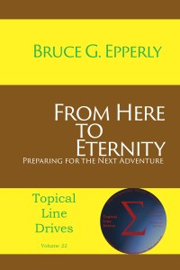Eternity Front Cover